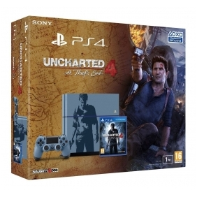 Sony PlayStation 4 1TB Uncharted 4: A Thief's End Special Edition