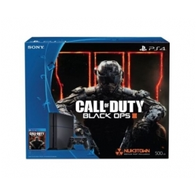 Sony PlayStation 4 500GB Console Bundle with Call of Duty Black