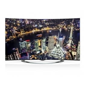 "LG 65"" Class UHD 4K Smart 3D Curved OLED TV w/ webOS Curved 4K OLED DHL Shipping"