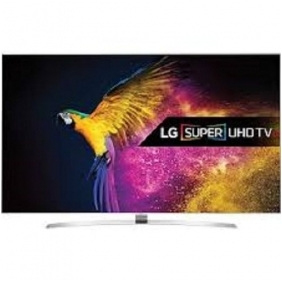 "LG 65UH950V 65"" Smart 3D LED 4K Ultra HD Freeview HD and Freesat HD TV Silver"