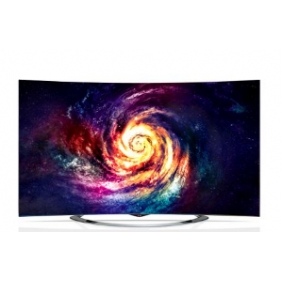 "LG 65"" CLASS (64.5"" DIAGONAL) UHD 4K SMART 3D CURVED OLED TV W/ WEBOS"