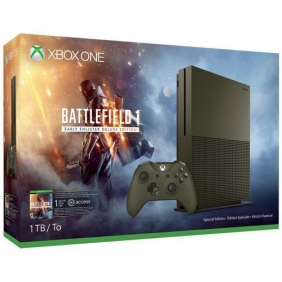 Microsoft Xbox One S Battlefield 1 Special Edition Bundle (1TB)