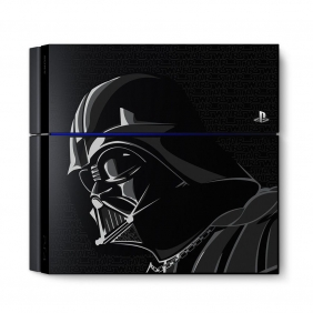 Sony PlayStation 4 Star Wars 2TB Jet Black Console
