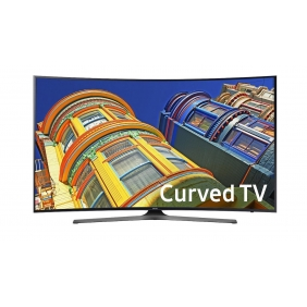 "SAMSUNG UN65KU650DF 65"" Curved 4K HDR 120Hz UHD SMART TV"