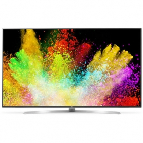 "LG 65"" 65SJ8500 Super UHD 4K HDR Smart LED HDTV With WebOS 3.5 - White"