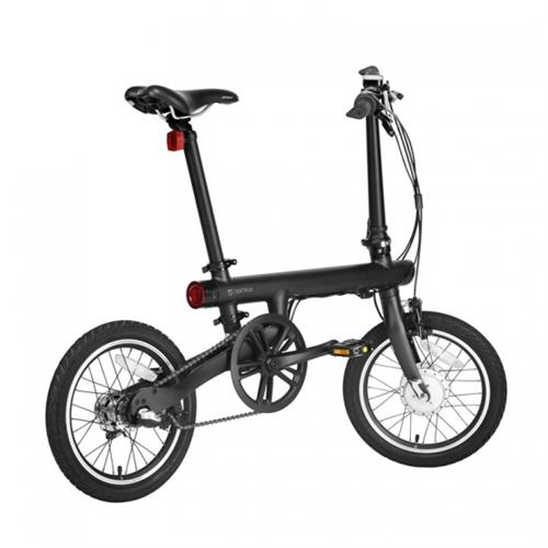 Original Xiaomi QiCYCLE - EF1 Smart Electric Bike - BLACK