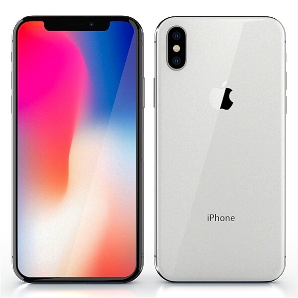 iPhone X iOS 12 Snapdragon 845 Octa Core Retina Screen 4G LTE