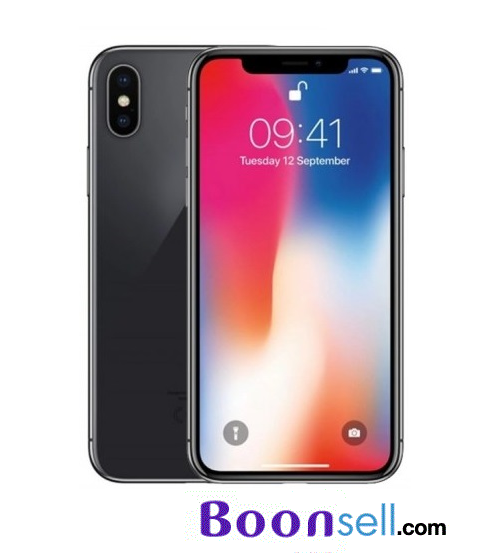 iPhone X iOS 11 Snapdragon 835 Octa Core Retina Screen 4G LTE 64GB [Copy iPhone X]