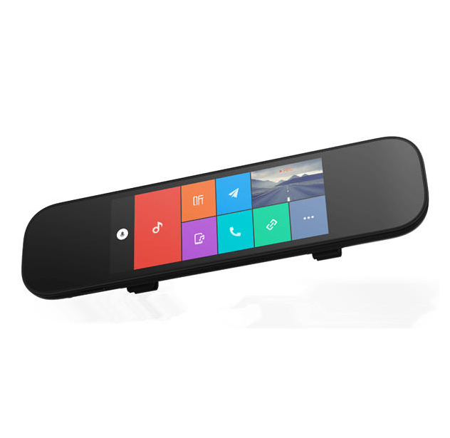 Xiaomi 70mai Smart Rearview Mirror 6.86 inch Car DVR Camera - BLACK