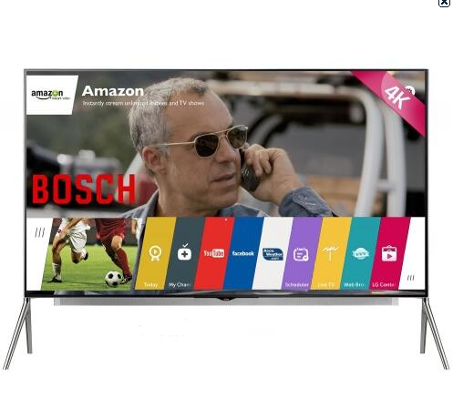 LG Electronics 98UB9810 98-inch 4K Ultra HD 3D Smart LED TV