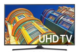 Samsung UN55KU6300 - 55-Inch Smart 4K UHD HDR LED TV
