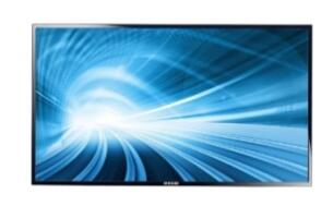 "Samsung 55 inch"" Commercial LED Display - 55"" LCD - Ethernet"