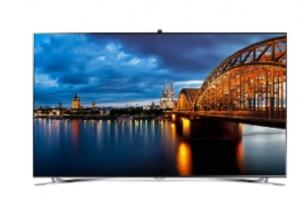 "Samsung UN55F8000 55"" 1080p 240Hz 3D Ultra Slim Smart LED HDTV"