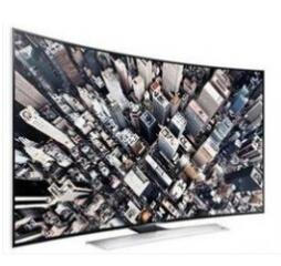 "Samsung UHD UA65HU9800 65"" Curved LED TV"