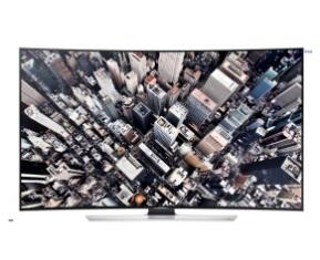 "Samsung Smart TV UE65HU8500T 65"" 3D 2160p (UHD) UHD LED Internet TV"