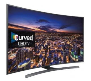 "SAMSUNG UE65JU6500K 65"" CURVED UHD ULTRA 4K HD SMART TV"
