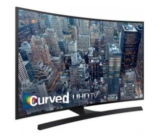 "Samsung UN65JU6700FXZA 65"" Curved 4K UHD LED LCD Internet TV"