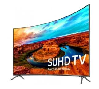 "Samsung 65"" Class (64.5"" Diag) Curved 4K SUHD LED LCD TV"