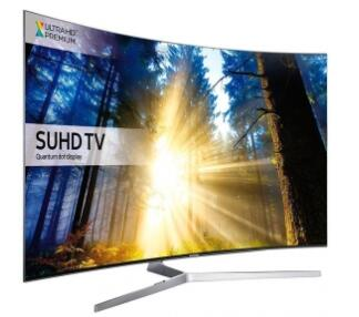 "Samsung UE65KS9000 65"" Inch Smart 4K SUHD Curved HDR LED TV"