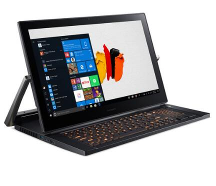 "Acer 17.3"" ConceptD 9 Multi-Touch 2-In-1 Laptop"