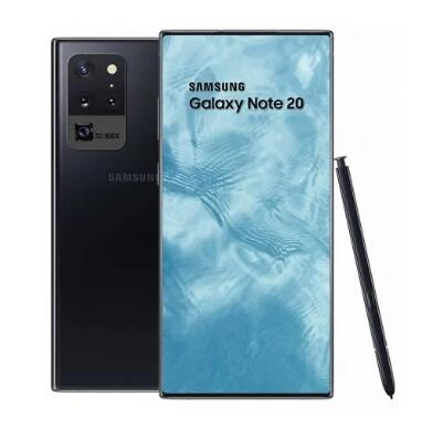 Samsung Galaxy Note 20 Ultra 5G Android 10.0 Snapdragon 865+ Octa Core Clone Phone