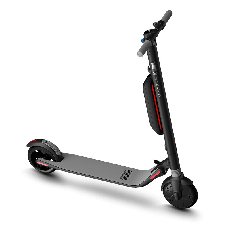 Ninebot Segway ES1 No. 9 Folding Electric Scooter By Xiaomi Mijia - BLACK