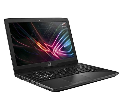 ASUS FX80GE8750 Gaming Laptop - 15.6 inch Intel Core i7-8750H NVIDIA Geforce GTX1050 Ti