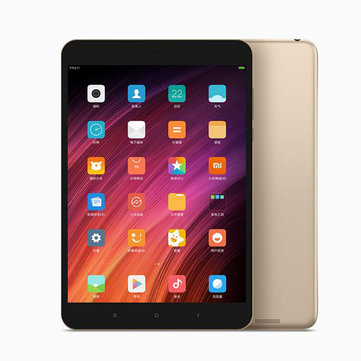 Xiaomi Mi Pad 3 - 4GB RAM and 64GB ROM 7.9-inch - GOLD