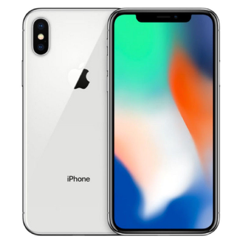 Apple iPhone X 64GB Silver New Original Unlocked Phone