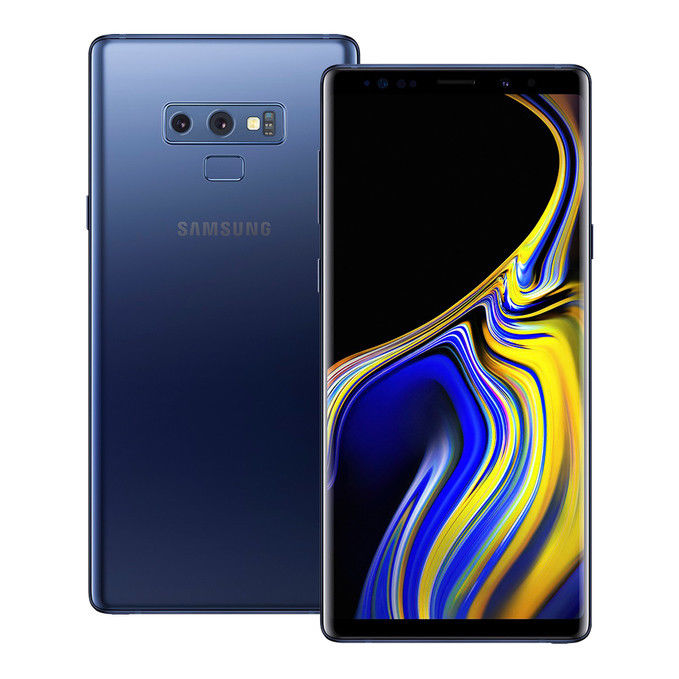 NEW Samsung Galaxy Note 9 Dual Sim N960FD 512GB Ocean Blue Color