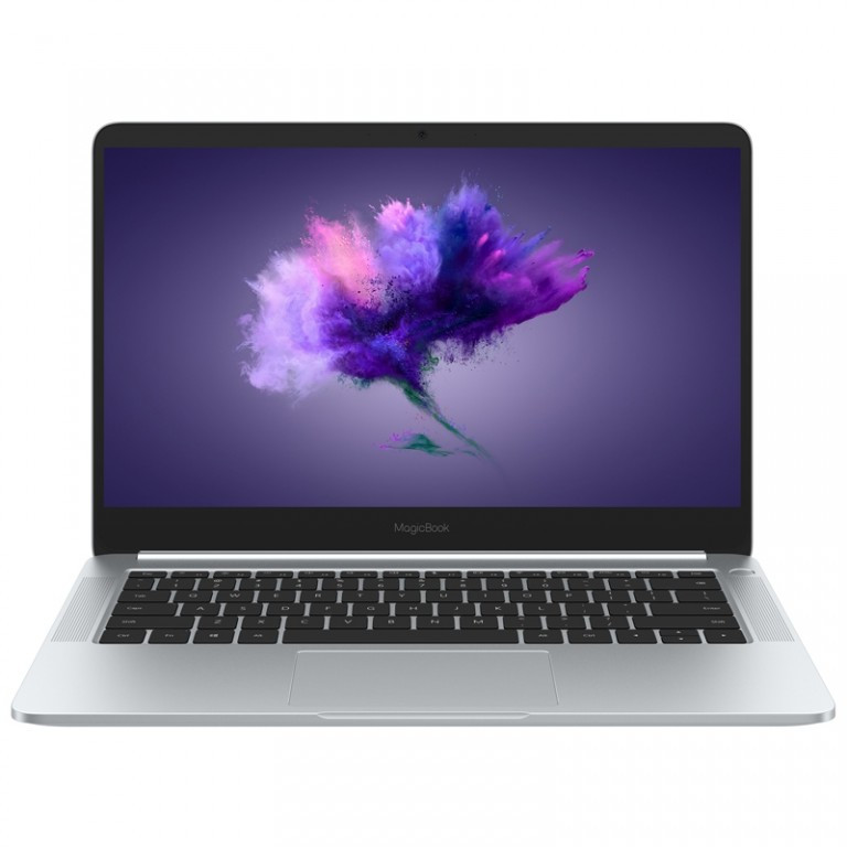 Honor MagicBook Laptop Fingerprint Recognition - SILVER