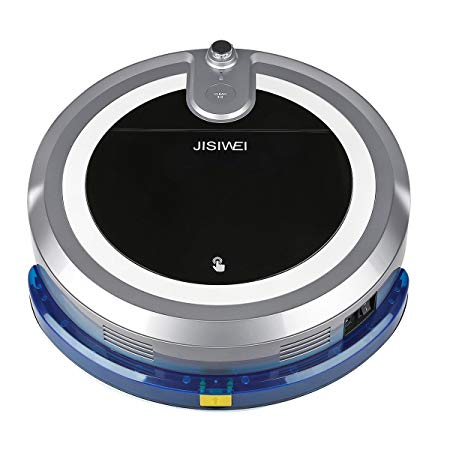 JISIWEI I3 Smart Robotic Vacuum Cleaner - GRAY EU PLUG