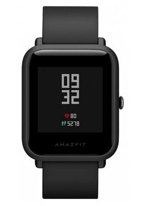 Xiaomi Huami AMAZFIT Smartwatch - BLACK CHINESE VERSION