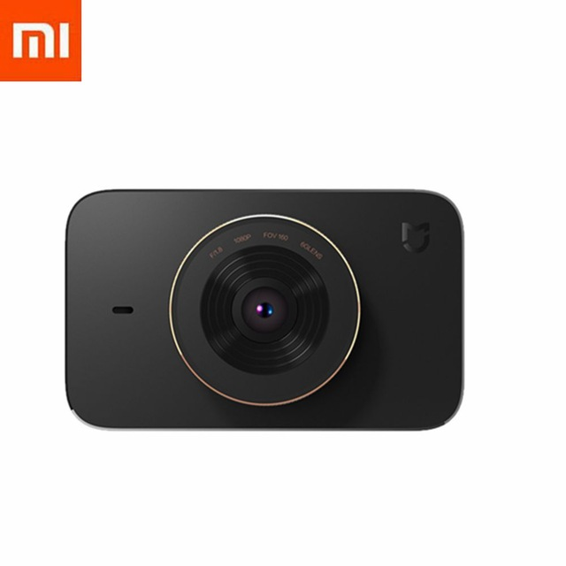 Xiaomi Mijia 1080P Car DVR Camera - BLACK