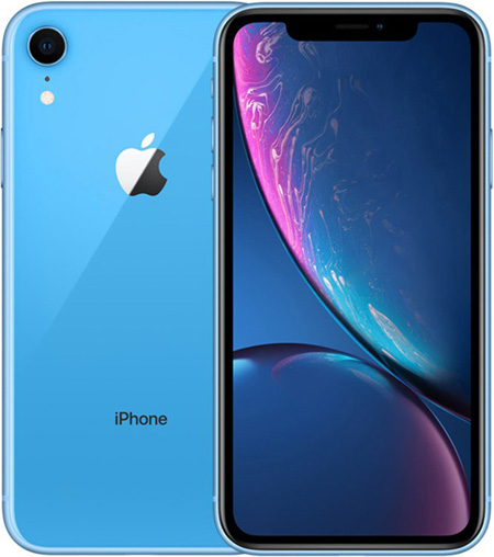 Apple iPhone XR Blue 256GB