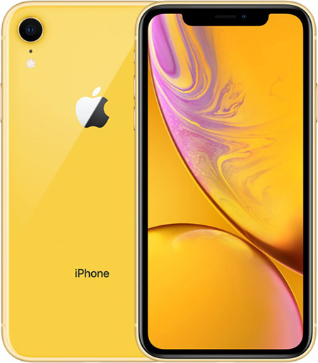 Apple iPhone XR Yellow 256GB