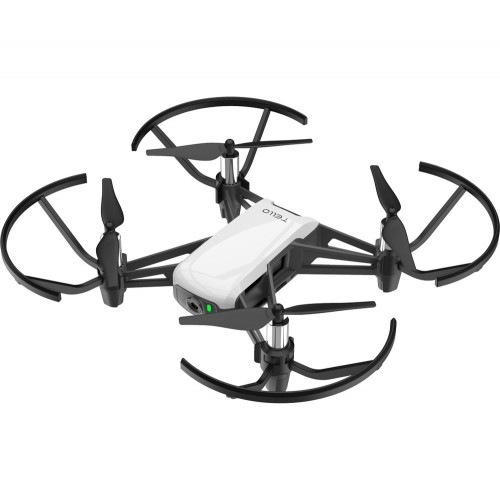 DJI Ryze Tello RC Drone HD 5MP WiFi FPV - WHITE EU PLUG, 3 BATTERIES