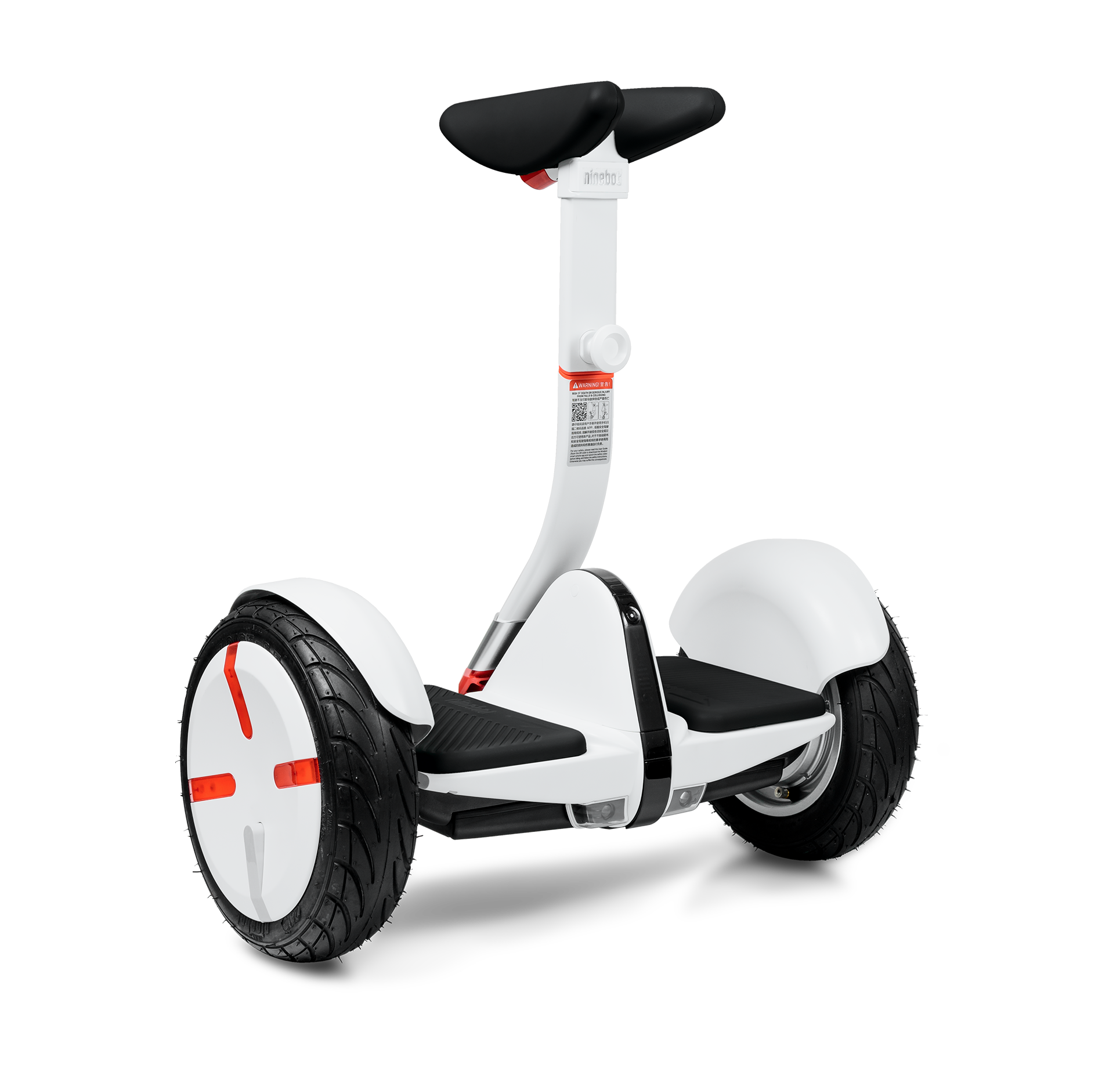 Ninebot Segway N3M320 mini PRO 2-wheel Self Balancing Scooter - WHITE