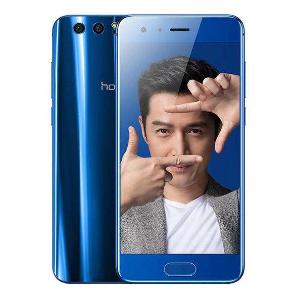 Huawei Honor 9 4GB RAM 64GB ROM International Version - BLUE