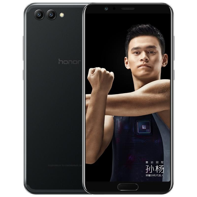 Huawei Honor V10 - 5.99 inch 6GB RAM 128GB ROM - Black