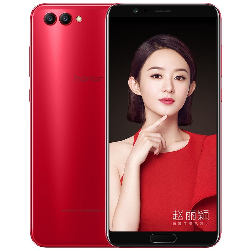 Huawei Honor V10 - 5.99 inch 6GB RAM 128GB ROM - Red