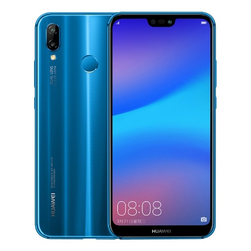 Huawei P20 Lite 4GB RAM 64GB ROM Global Version - BLUE