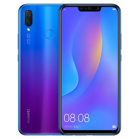 Huawei Nova 3i 6.3-inch screen 4GB RAM 128GB ROM