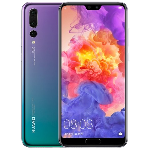 Huawei P20 Pro 6GB RAM 128GB ROM Global Version - TWILIGHT