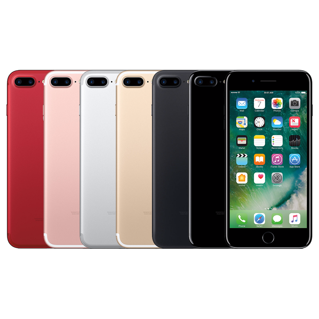 Wholesale Apple iPhone 7 Plus - Unlocked 4G LTE - 32GB 128GB 256GB
