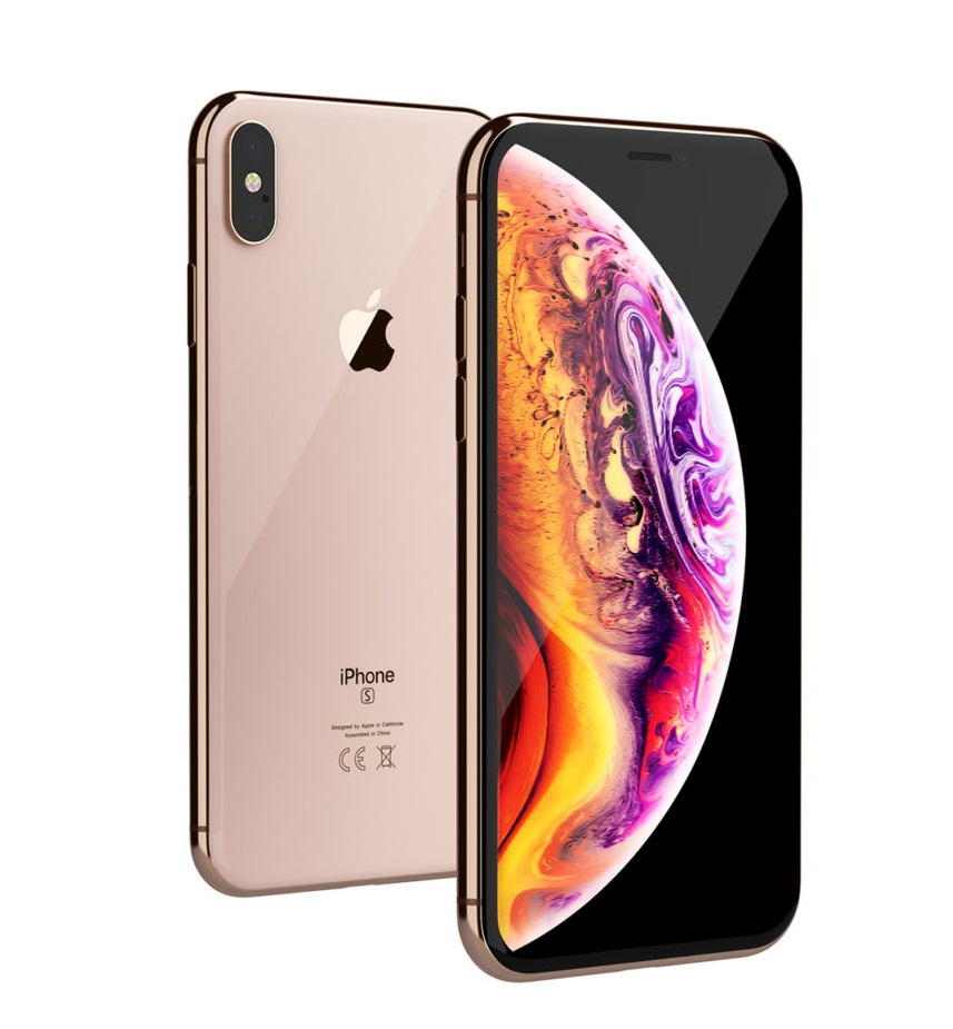 iPhone Xs Plus iOS 12 Snapdragon 845 Octa Core 6.5inch Full Retina Screen 4G LTE 64GB 256GB