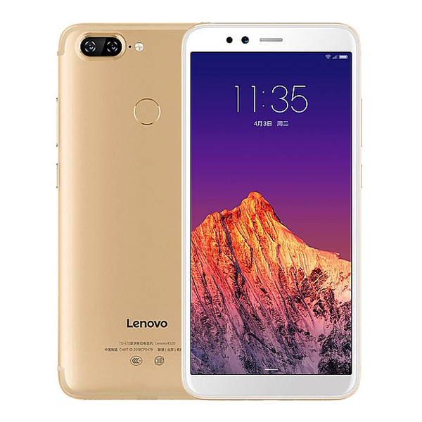 Lenovo S5 - 5.7-inch Screen 4GB RAM 64GB ROM 4G Phone