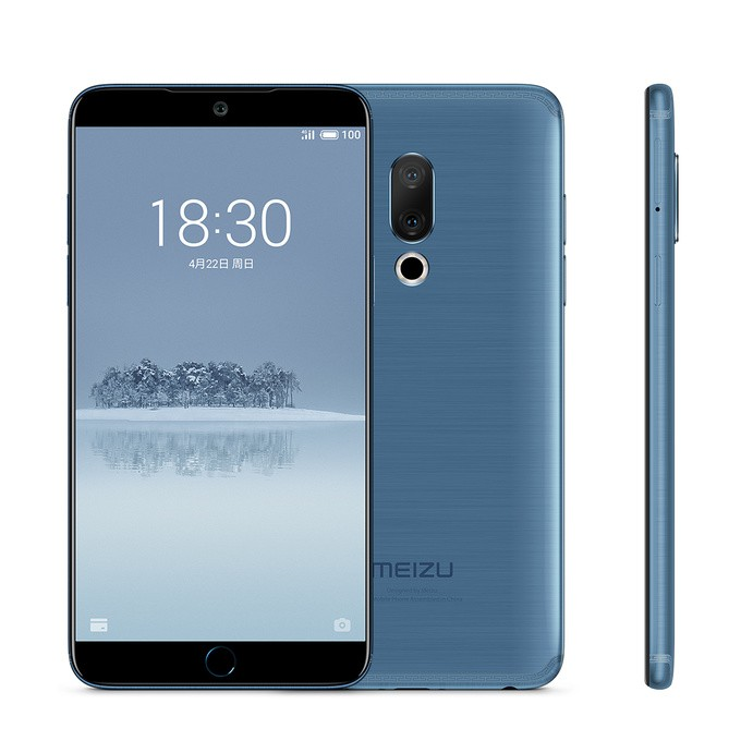 Meizu 15 4GB 128GB Blue Color Unlocked Phone