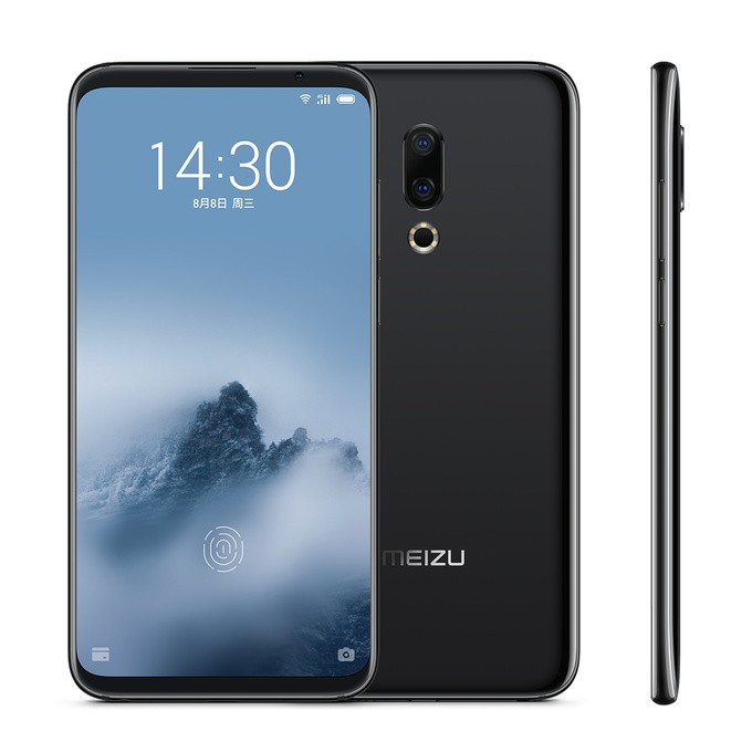 Meizu 16 Plus 6GB 128GB Black Color Unlocked Phone