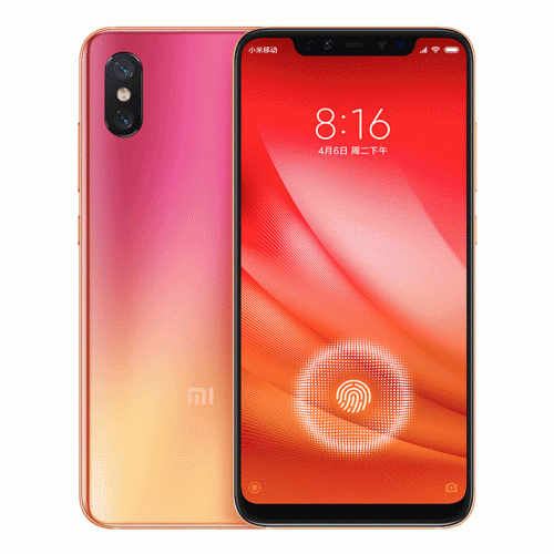 Xiaomi Mi 8 Pro 4G Phablet English and Chinese Version - 6GB RAM 128GB ROM